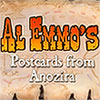 Al Emmo's Postcards from Anozira game