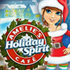 Amelie's Cafe: Holiday Spirit game