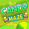 Candy Maze game