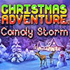 Christmas Adventure: Candy Storm game