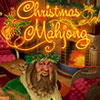 Christmas Mahjong game