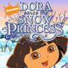Dora Saves the Snow Princess game