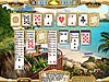 Dream Vacation Solitaire game screenshot