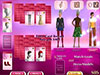 Fashion Solitaire game screenshot