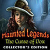 Haunted Legends: The Curse of Vox game