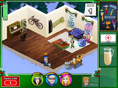 Home Sweet Home: Christmas Edition game download