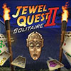 Jewel Quest Solitaire II game