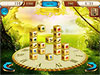 Mahjongg Dimensions Deluxe: Tiles in Time game screenshot