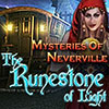 Mysteries of Neverville: The Runestone of Light game