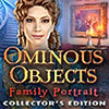 Ominous Objects: Family Portrait game