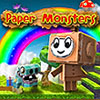 Paper Monsters game