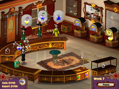 Passport to Perfume game download