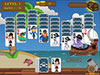 Pirate Solitaire game screenshot