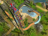 RollerCoaster Tycoon 3: Platinum game screenshot