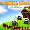 Running Sheep: Tiny Worlds game