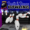 Saints and Sinners Bowling game