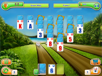 Strike Solitaire game download