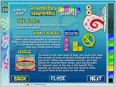 super spongebob games