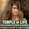 Temple of Life: The Legend of Four Elements game
