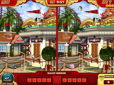 hfss how to show hidden objects