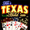 Tik's Texas Hold'em game