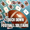 Touch Down Football Solitaire game