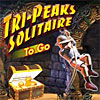 Tri-Peaks Solitaire game