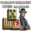 World's Greatest Cities Mahjong game